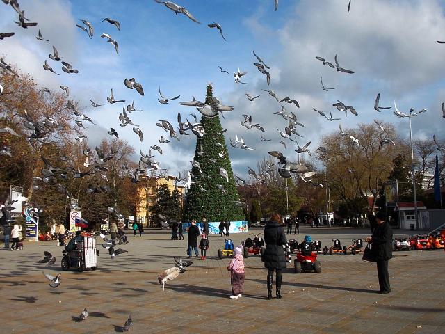 Смотреть Новый 2019 год в Анапе | цена, отдых, где отметить видео