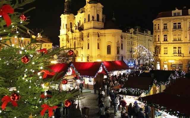 Смотреть Туры в Чехию на Новый год 2019. Цены, раннее бронирование видео