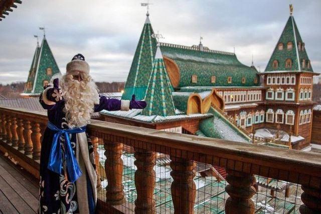 """Мероприятия в Москве на Новый 2019 год"""""""