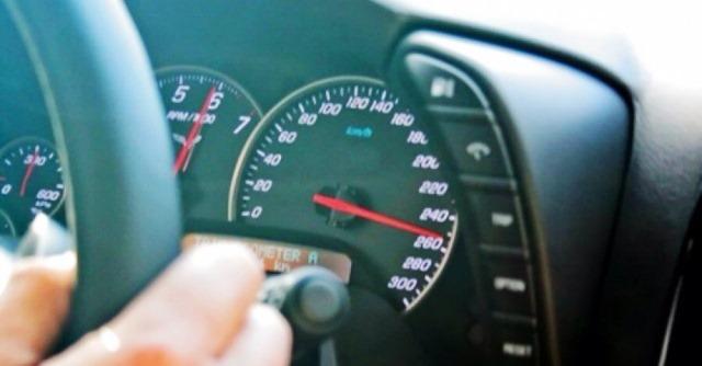 Штрафы за превышение скорости в 2019 году: таблица