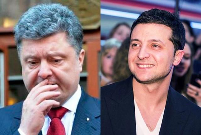 """Дебаты Зеленского и Порошенко: дата, где пройдут"""""""