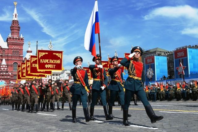 Парад на Красной площади 9 мая 2019 года: как попасть, мероприятия