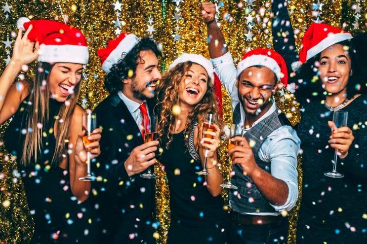 Тематические вечеринки на Новый год 2020